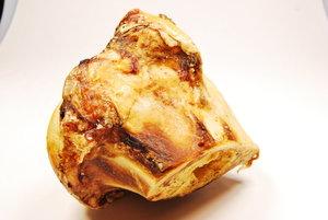 Runderknook groot met vlees 1 stuk